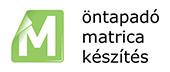 Öntapadó Matrica Készítés Logo